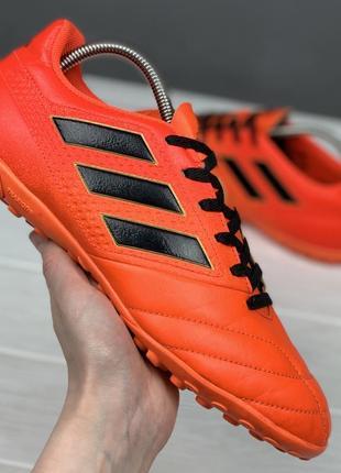 Сороконожки adidas ace 17.4 tf original 43 бампы бутсы копочки футбольные