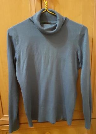 Блестящий свитер