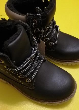 Ботинки gloria jeans