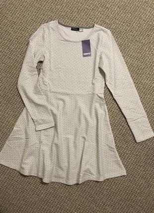 Модное платье на девочку 10-12 лет