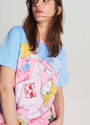 Новая футболка cropp #распродажа
