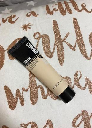 Бб-крем secret key cover up skin perfecter light beige