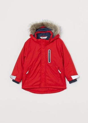 Куртка на мальчика н&м холодная весна/осень