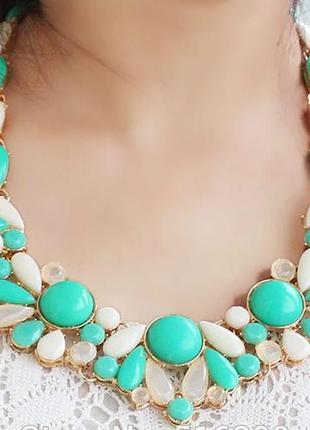 35 бижутерия, колье, ожерелье