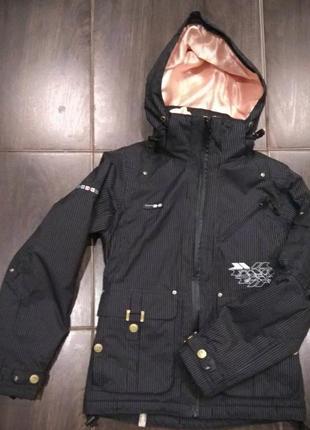 Горнолыжная куртка trespass xs-s