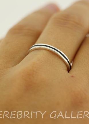10% скидка подписчику серебряное кольцо br 2100494 bk 21 серебро 925