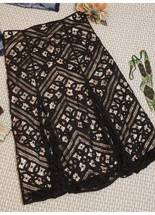 Юбка coast/кружевная юбка