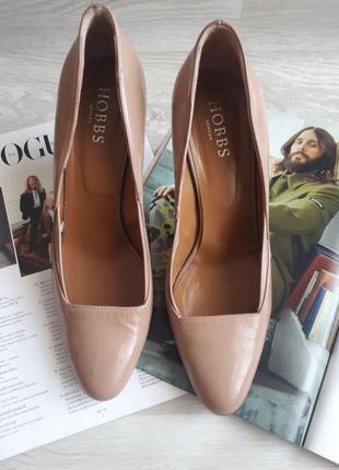 Кожаные туфли hobbs