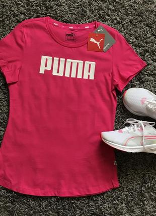 Новая футболка puma оригинал