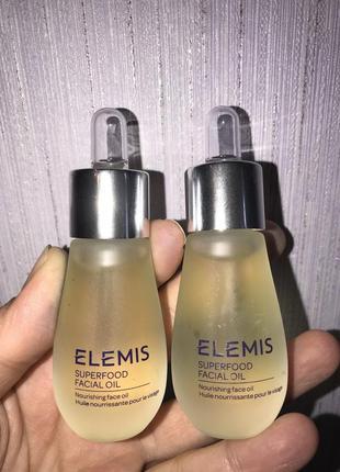 Elemis масло