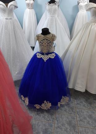 Супер нарядное платье для принцессы