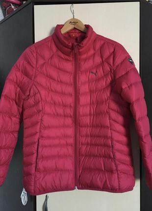 Весенняя курточка. куртка puma