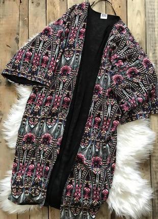 Кимоно накидка