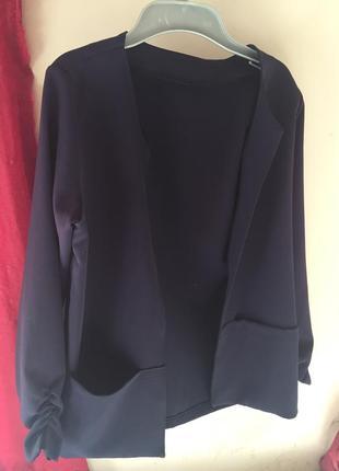 Пиджак на девочку рост 152