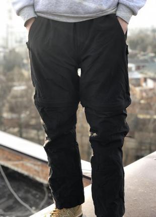 Лижні штани the north face (трансформери)
