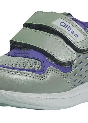 Кроссовки кросівки спортивная весенняя осенняя обувь clibee клиби для девочки дівчини2 фото