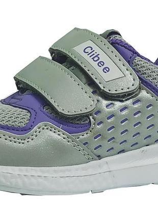 Кроссовки кросівки спортивная весенняя осенняя обувь clibee клиби для девочки дівчини3 фото