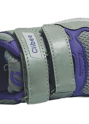 Кроссовки кросівки спортивная весенняя осенняя обувь clibee клиби для девочки дівчини7 фото