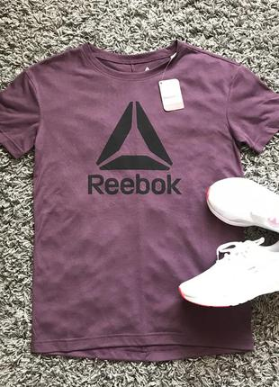 Новая футболка reebok оригинал