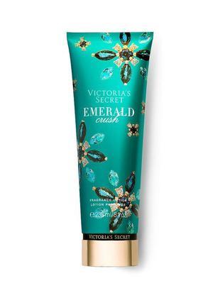 Парфюмированный лосьон victoria's secret emerald crush