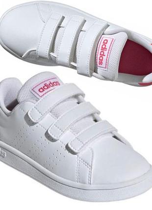 Кроссовки дет. adidas advantage c (арт.ef0221)