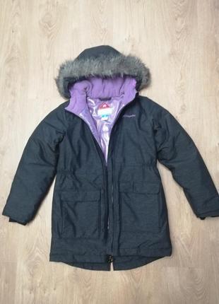 """Продам оригинальную куртку """"columbia"""" для девочек"""