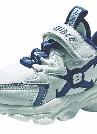 Кроссовки кросівки спортивная весенняя осенняя обувь мокасины клиби clibee мальчик2 фото