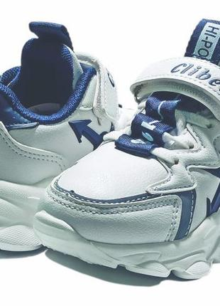 Кроссовки кросівки спортивная весенняя осенняя обувь мокасины клиби clibee мальчик1 фото