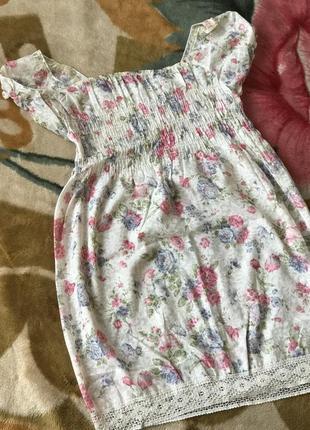 Воздушное платье2 фото