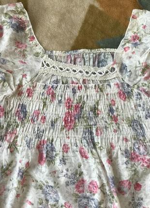 Воздушное платье3 фото
