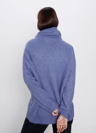 Новый свитер zara в стиле оверсайз5 фото
