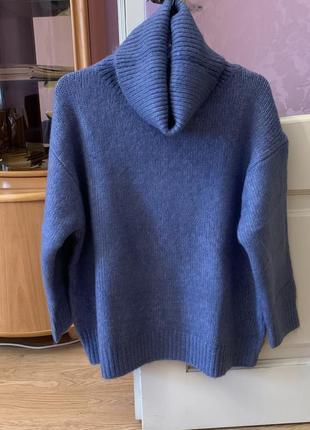 Новый свитер zara в стиле оверсайз7 фото