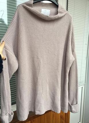 Вязаный свитер next размер xl