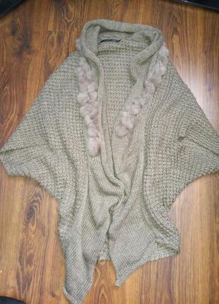 Кардиган, пуловер