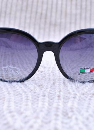 Большие стильные очки bialucci