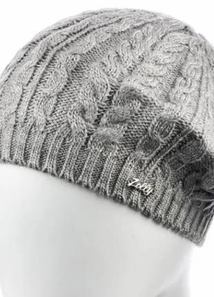 Комплект женский берет и шарф zh-02/s-498