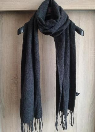 Шерстяной шарф  marc o polo