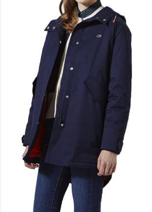 Куртка женская lacoste