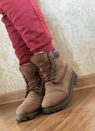 Ботинки timberland оригинал!