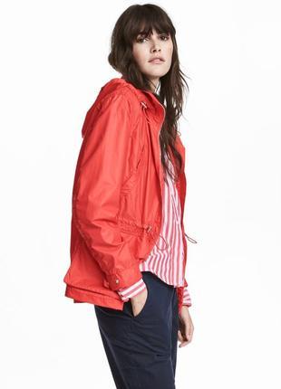 Ветровка плащ куртка парка h&m новая