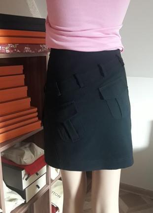 Moschino! оригинал! короткая юбка!