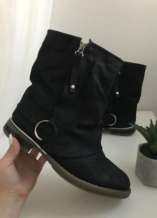Женские ботинки сапоги черевики