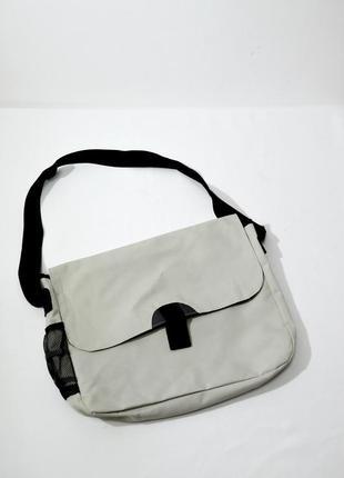Текстильная серая умка для ноутбука. код 217