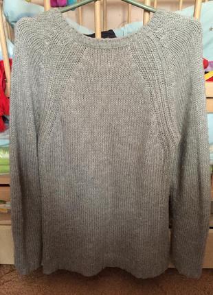 Тёплый свитер2