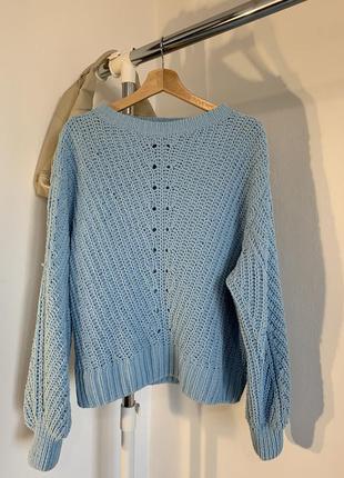 Мягкий и воздушный свитер h&m