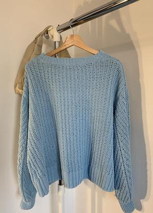 Мягкий и воздушный свитер h&m2 фото