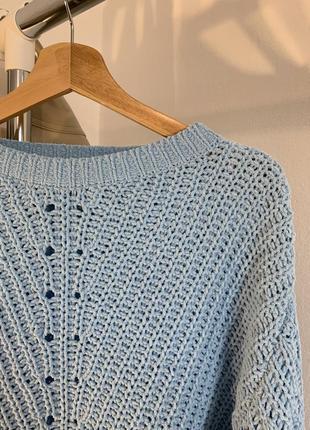 Мягкий и воздушный свитер h&m3 фото