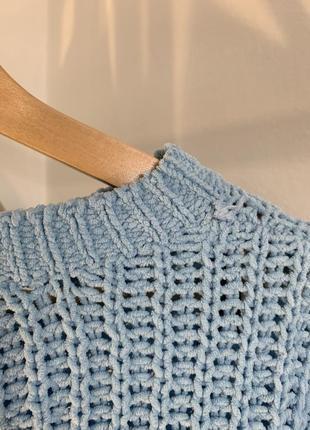 Мягкий и воздушный свитер h&m5 фото