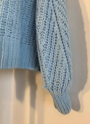Мягкий и воздушный свитер h&m8 фото