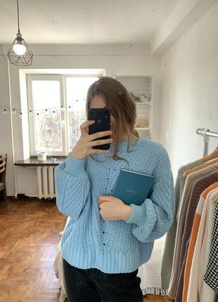 Мягкий и воздушный свитер h&m9 фото